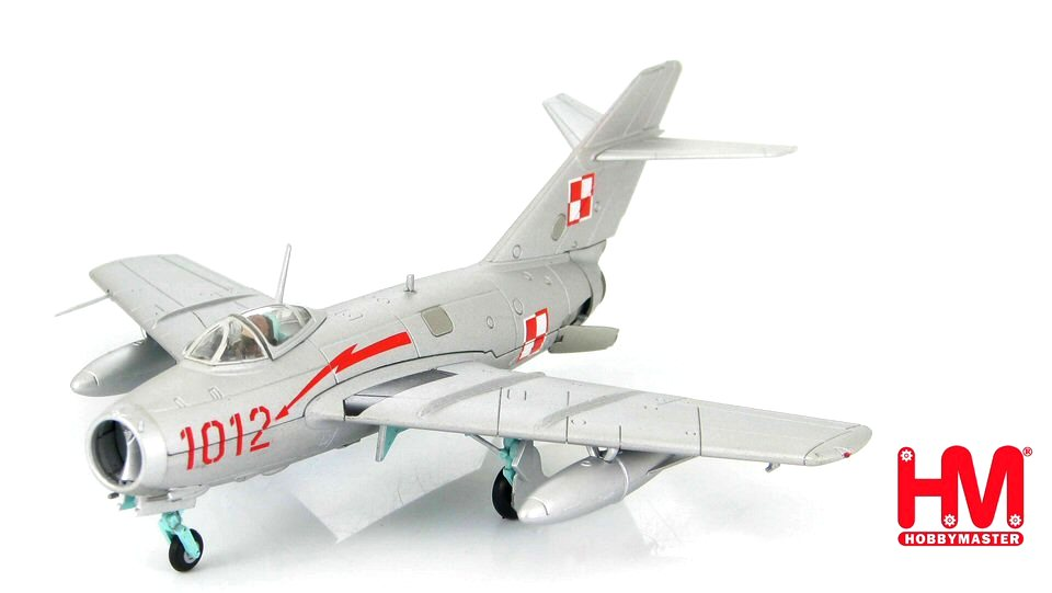 "Lim-2 Fagot B, 1st Fighter Rgt. ""Warszawa"", Polish Air Force, 1959"