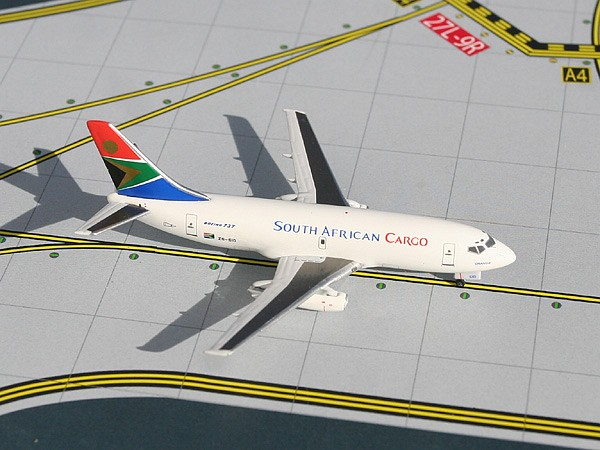 B737-244AF South African Airways Cargo