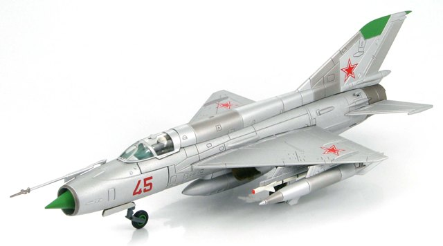 "MIG-21 RF, Soviet Frontal Aviation ""45"""