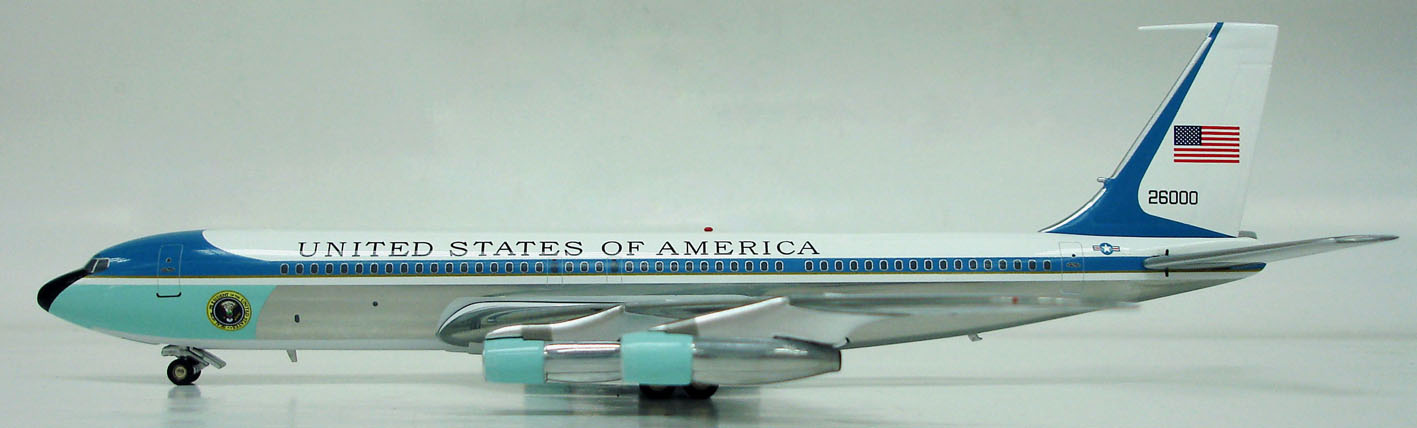 "B707-353B USAF ""Air Force One"", reg. 62-6000"