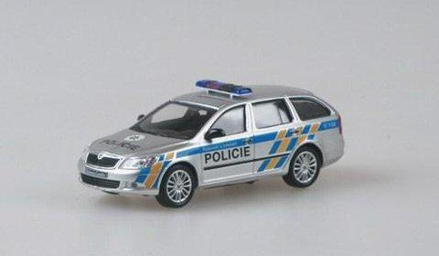 Škoda Octavia II Combi, Policie ČR - nové farby