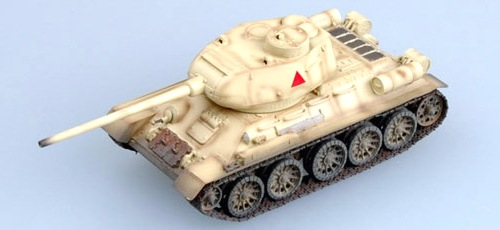 T-34/85 Egyptian Army