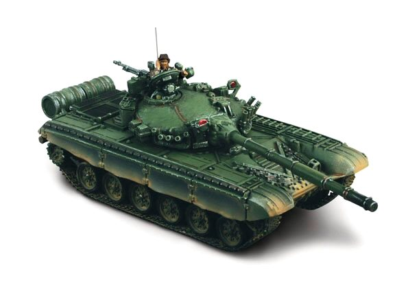 T-72 TBA, Russian Army