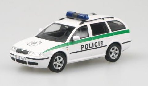 Škoda Octavia Combi Tour, Policie ČR