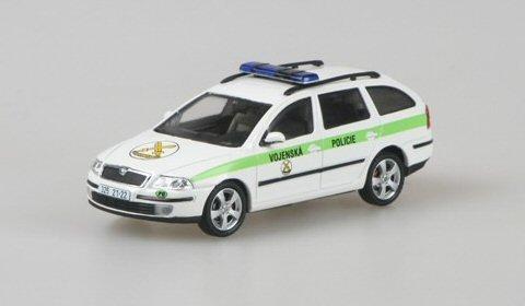 Škoda Octavia Combi 2004, Vojenská Policie