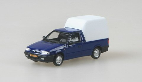 Škoda Felicia Pick-up, 1996 (Blue Iris)
