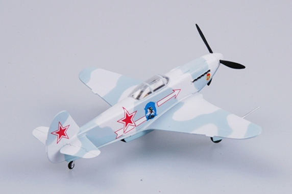 Jak-3, 303. Fighter Aviation div., 1945