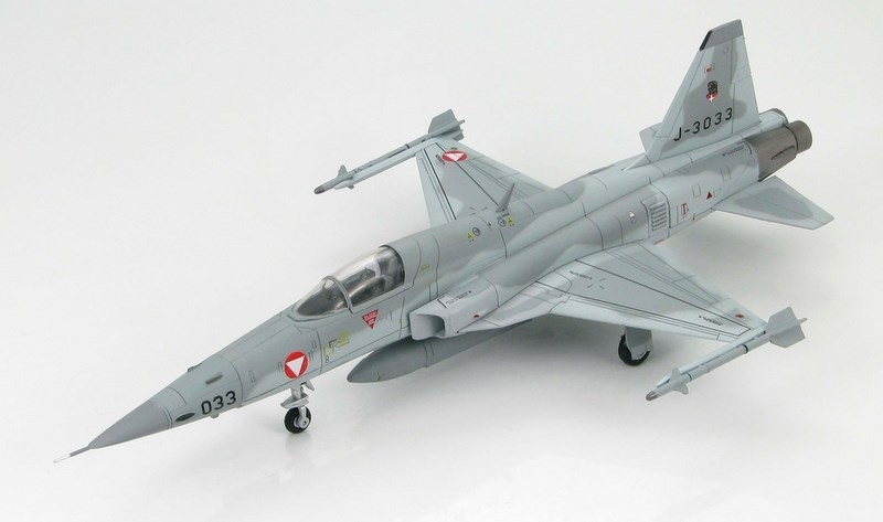 "F-5E Tiger II ""J-3033"", Austrian Air Force, 2004"