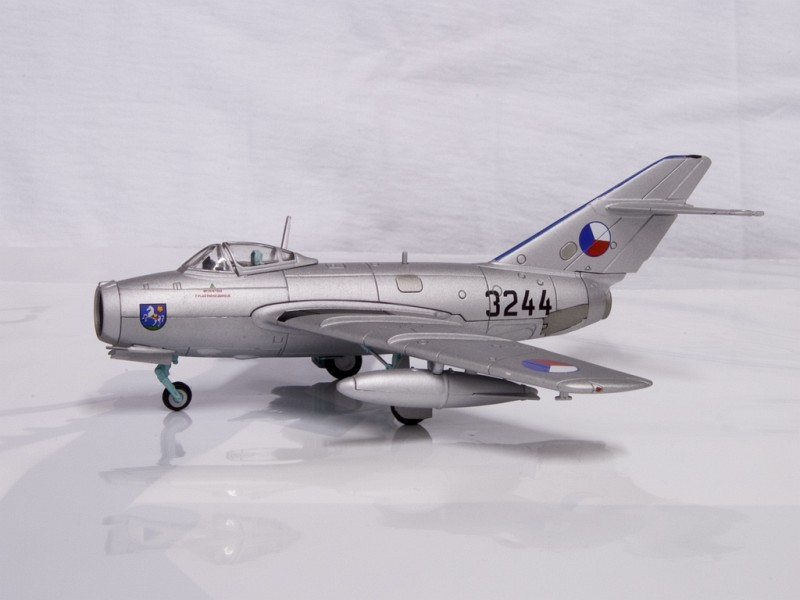 "MiG-15bisR,  ""Ostravský"", Czech Air Force 1954"