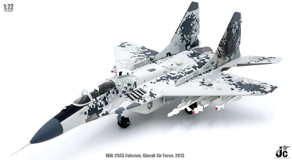 MiG-29AS Fulcrum-C, Slovak Air Force 1 Sqn., #0921, Sliač AB