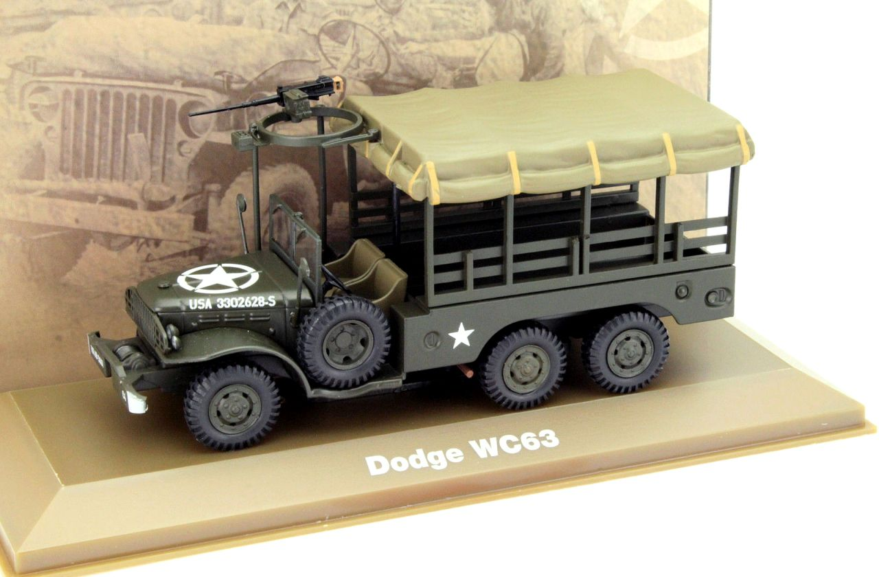 Dodge WC63, US Army
