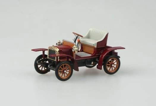 Laurin & Klement Voiturette, 1905 (Purple Red)