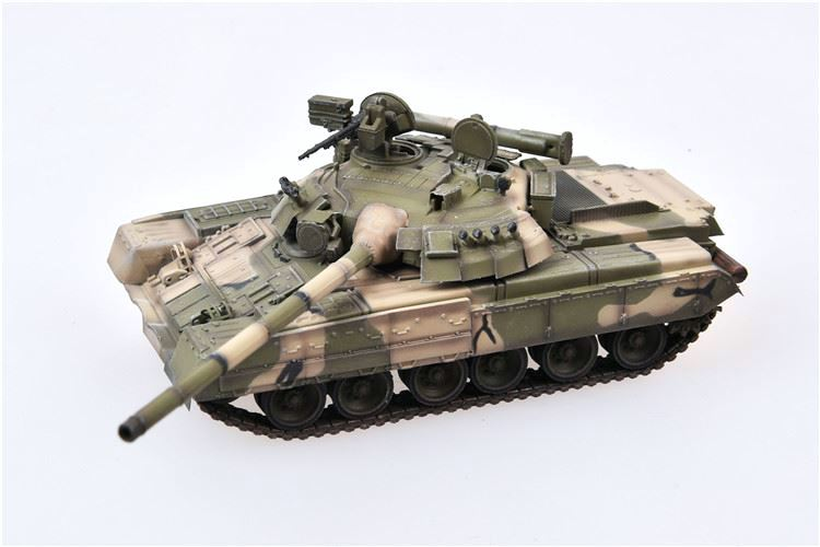 T-80UD Main Battle Tank, Moscow 1991