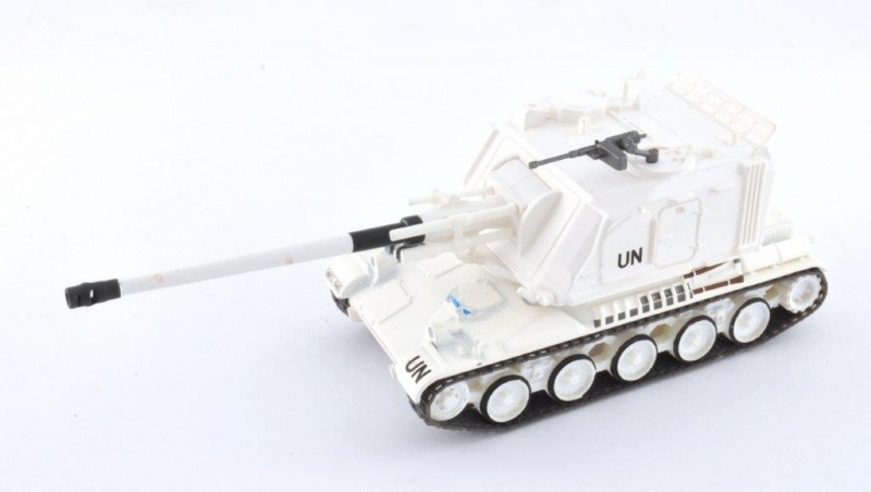 AMX-30 AuF1, French Army - United Nations