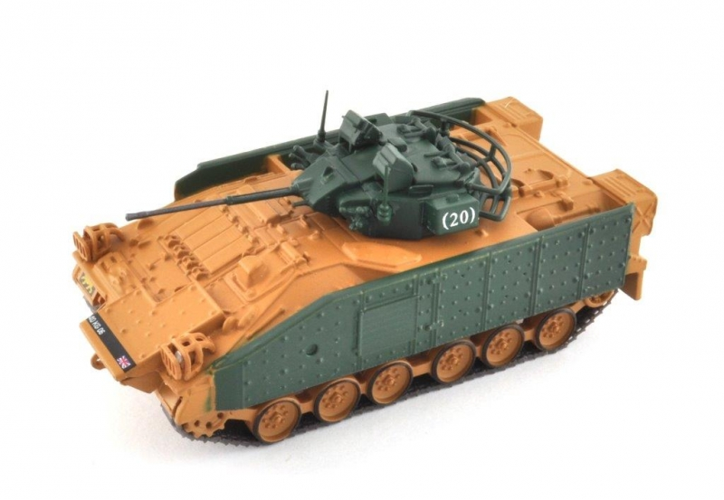 MCV-80 FV 510 Warrior, British Army
