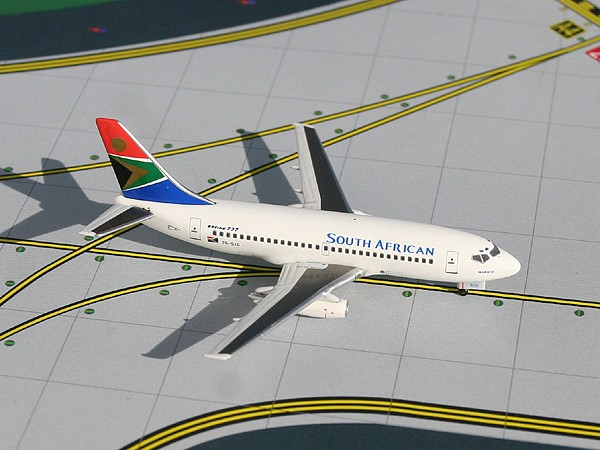 B737-244 South African Airways