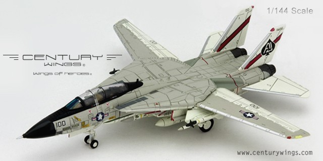 F-14A Tomcat U.S.NAVY VF-41 BLACK ACES AJ100 1978 Normal vers.