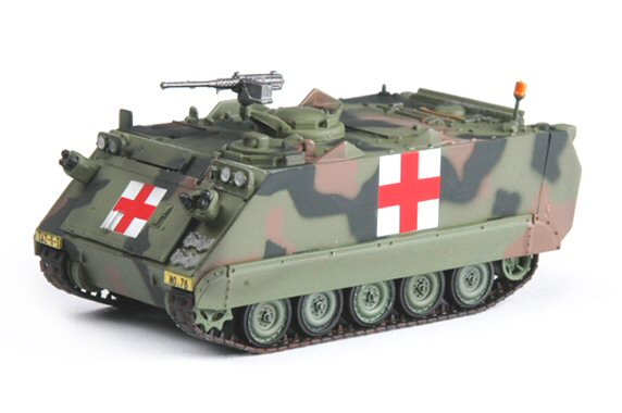 M113 A2, US Army Red Cross