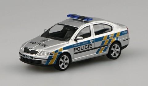 Škoda Octavia 2008, Policie ČR