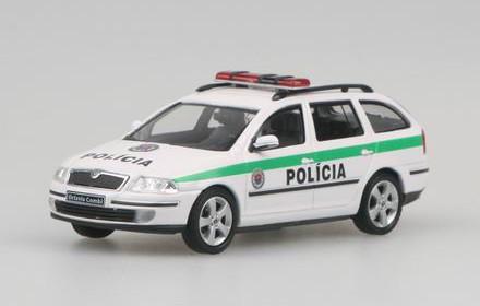 Škoda Octavia combi, Polícia SR