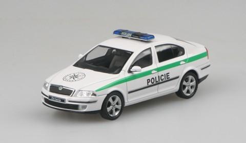 Škoda Octávia, Policie ČR