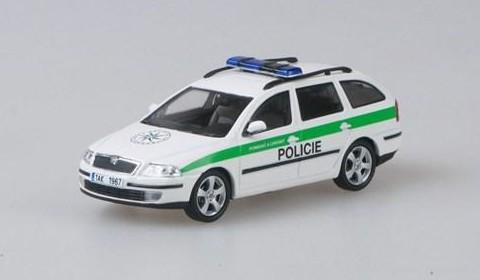Škoda Octavia II Combi, Policie ČR