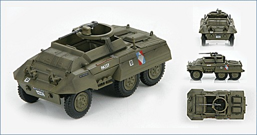 US M20 Utility Car, Free French Army, 5th Armored Div., 2nd Dragon Regiment 1944