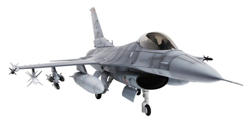 "F-16C Fighting Falcon, USAF ""Operation Enduring Freedom"""