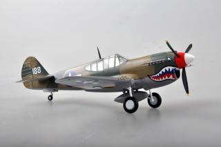 Curtiss P-40M Warhawk, USAAF, China 1945