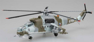 Mi-24 Czech Republic Air Force Nr.0709