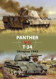 Panther vs T-34, Ukrajina 1943