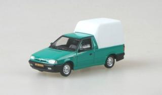 Škoda Felicia Pick-up, 1996 (Atlantic Green)