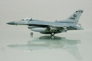 F-16C Fighting Falcon USAF 183rd FW, 170th FS IL ANG, #87-0265, Capital Airport