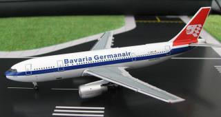 "A300B4-103 Bavaria Germanair ""Maximillian"""