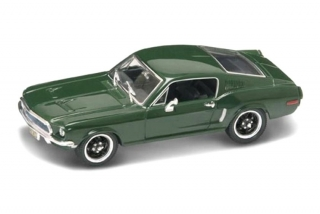 Ford Mustang GT, Bullitt version (1968)