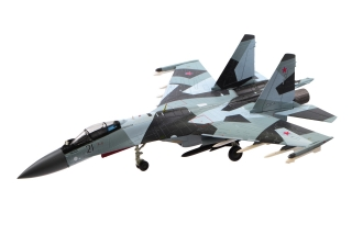 "Su-35S Flanker-E Russian Air Force, ""Black 21"""