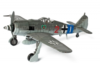 Fw-190A-8 JG 54, Luftwaffe, France 1944