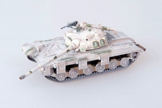 Soviet T-64 model 1972, Winter washable paint