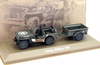 Jeep Willys MB, US Army