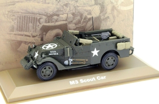 M3 Scout Car, US Army