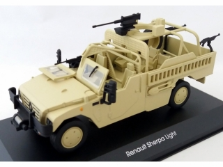 Renault Sherpa Light French Army Special Forces