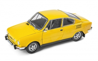Škoda 110R Coupe, 1980 (Solar Yellow)
