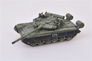 Russian T-80BV Main Battle Tank, first Chechnya War