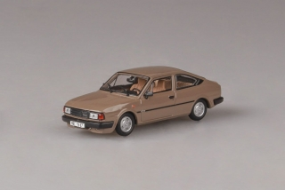 Škoda Rapid 136, 1987 (Stone Brown)