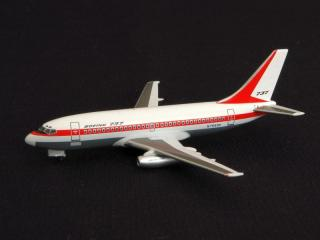 B737-200 Boeing House Colors