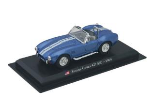 Legendární automobily č.20 - Shelby Cobra 427, 1964