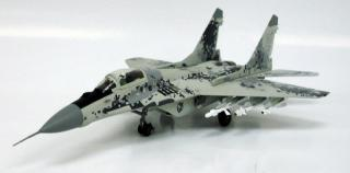 "MiG-29AS Slovak Air Force, ""Digital"" - s nášivkou a kartou"